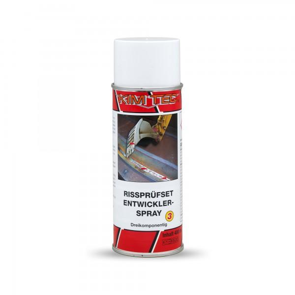 Rissprüfset Entwickler Spray