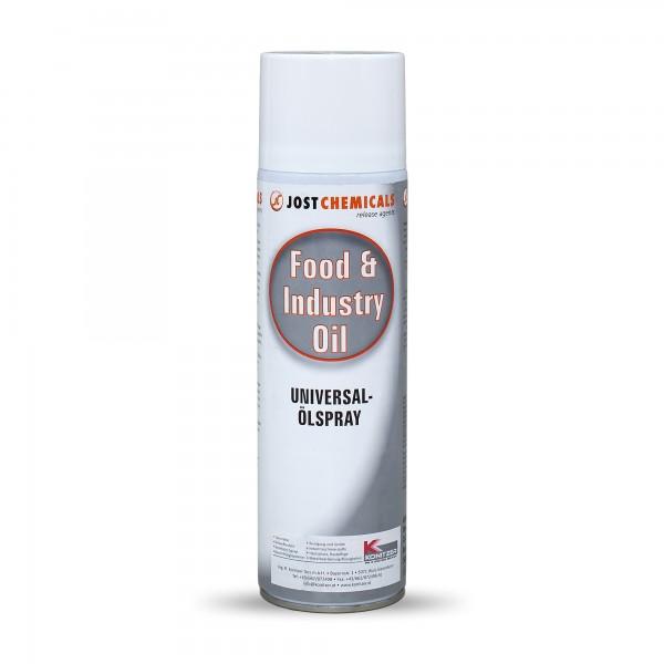 Food & Industry Oil Spray