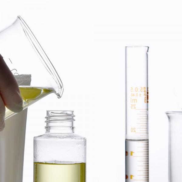 Service Analyse mit Bakterientest