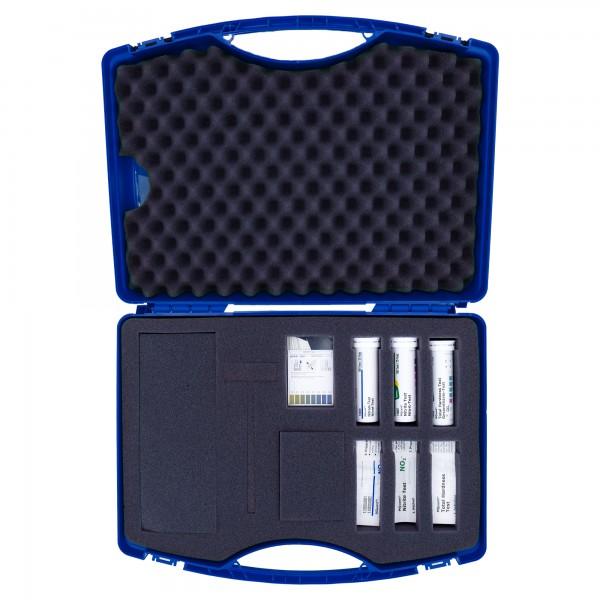 Emulsionspflegekoffer ohne Handrefraktometer