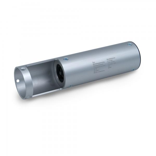 Alu Block für Öl Skimmer Bandskimmer 50mm