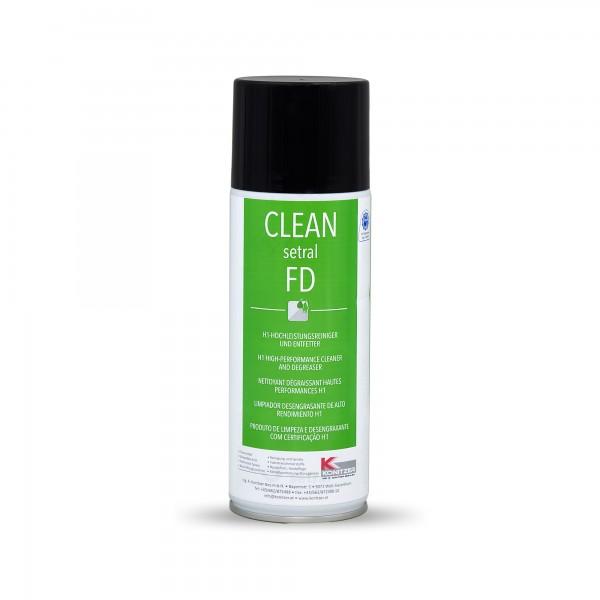Clean setral FD Spray