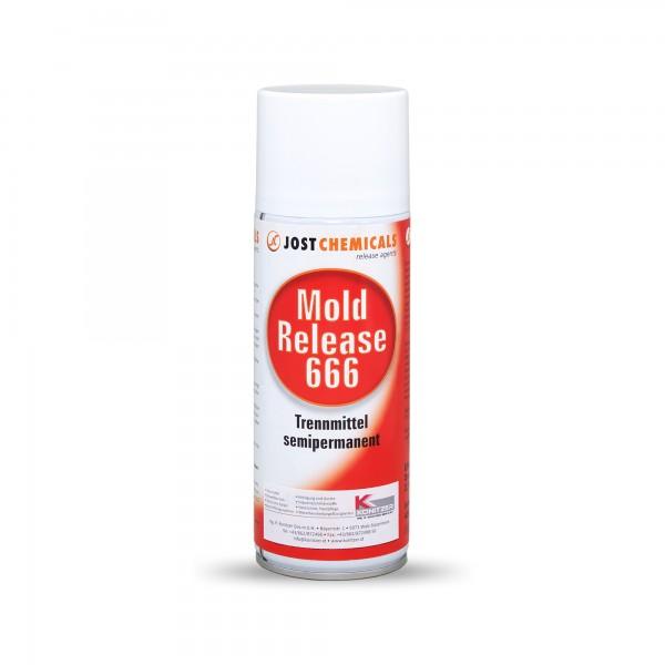 Mold Release 666 Spray